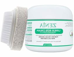 Zenia Urea 40% Cream Healing Foot Cream 4oz Callus Treatment