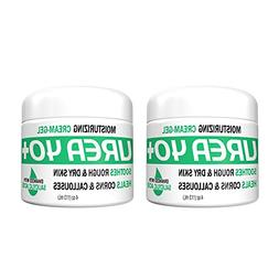 Urea 40 Cream/Gel 40% Percent Plus 2% Salicylic Acid for Han