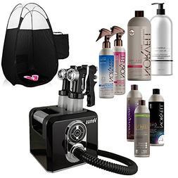 Venus Spray Tan Machine and Gun Kit with Norvell Airbrush Ta