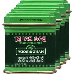Vermont's Original Bag Balm Ointment, 1 Ounce Tin , Moistur