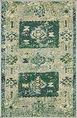 Vintage Modern and Traditional Rugs -Feet Troezen Collection