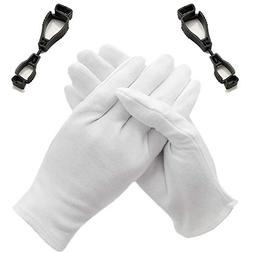 Gloves Cotton White Cotton Gloves for Dry Hands Cosmetic Ins