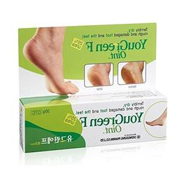 YouGreen F Dry Foot treatment Cracked heels lotion, Feet Rep